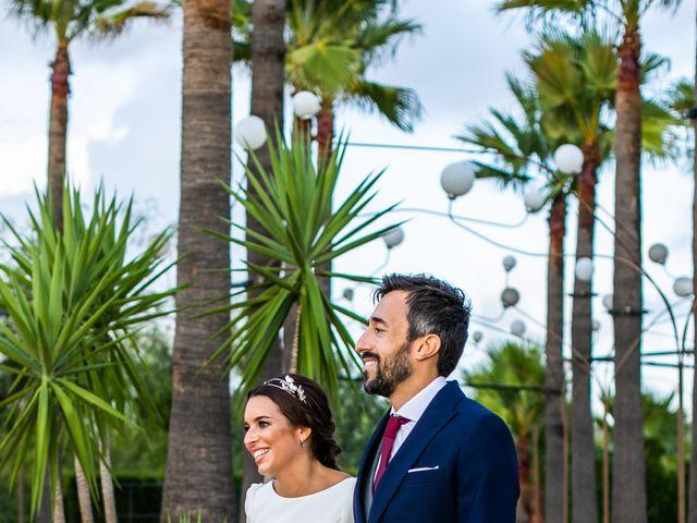 La boda de Eduardo y Inmaculada en Sanlucar La Mayor, Sevilla 68