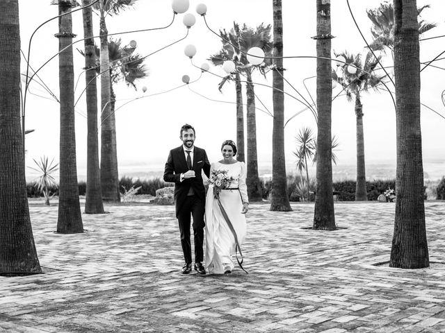 La boda de Eduardo y Inmaculada en Sanlucar La Mayor, Sevilla 69