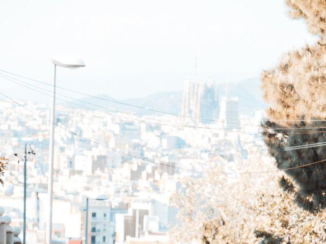 La boda de Vanessa y Daniel en Barcelona, Barcelona 12
