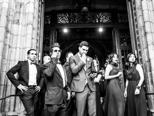 La boda de Vanessa y Daniel en Barcelona, Barcelona 40