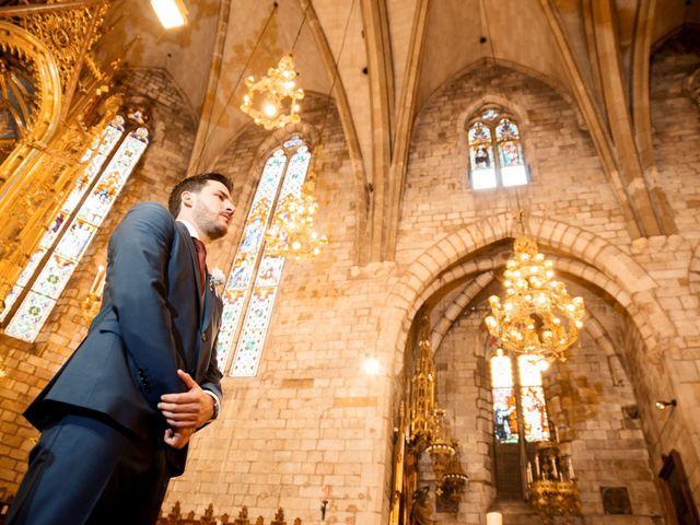 La boda de Vanessa y Daniel en Barcelona, Barcelona 43