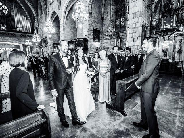 La boda de Vanessa y Daniel en Barcelona, Barcelona 44