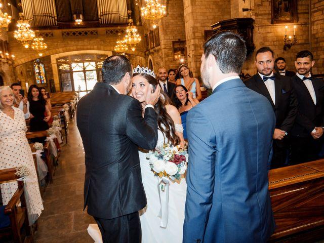 La boda de Vanessa y Daniel en Barcelona, Barcelona 45