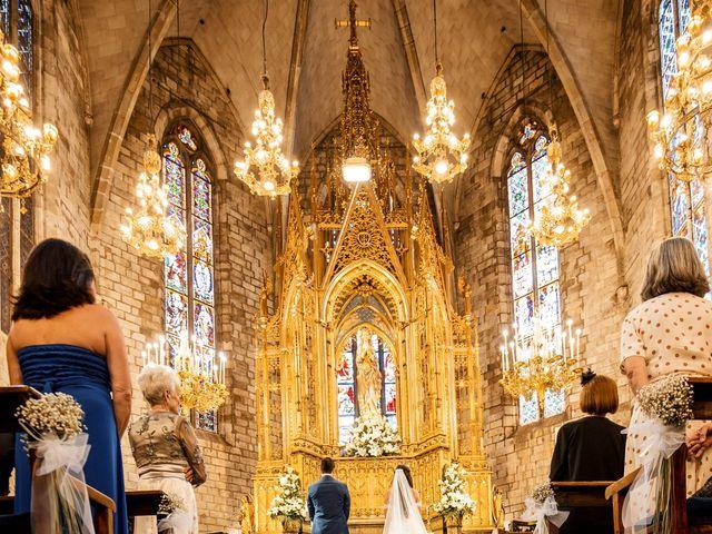 La boda de Vanessa y Daniel en Barcelona, Barcelona 46
