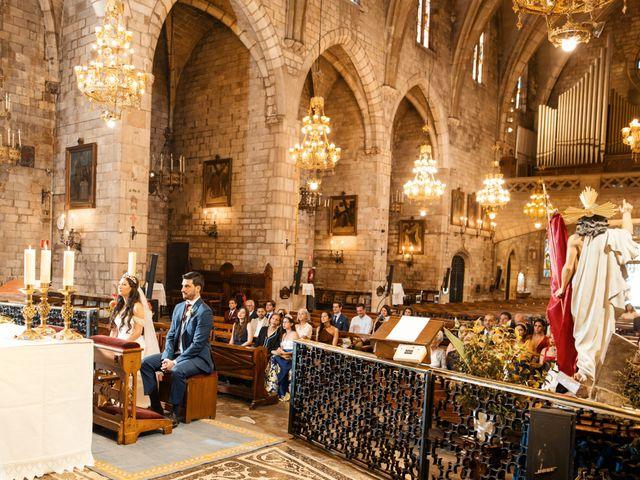 La boda de Vanessa y Daniel en Barcelona, Barcelona 47