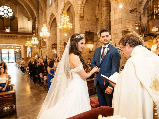 La boda de Vanessa y Daniel en Barcelona, Barcelona 48