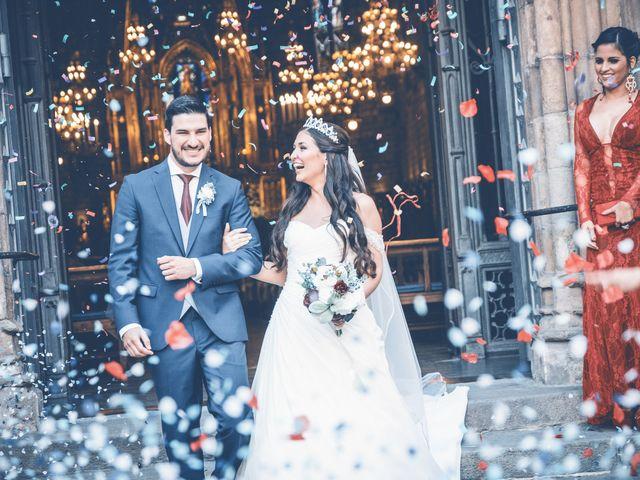 La boda de Vanessa y Daniel en Barcelona, Barcelona 50