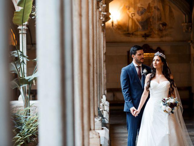 La boda de Vanessa y Daniel en Barcelona, Barcelona 53