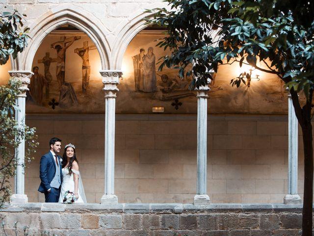La boda de Vanessa y Daniel en Barcelona, Barcelona 58