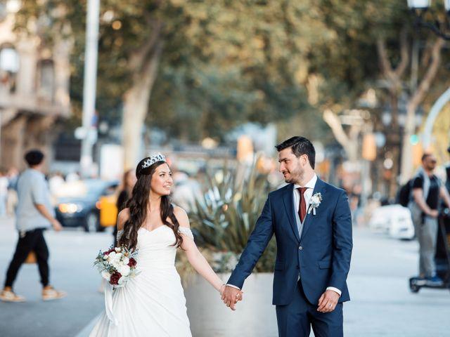 La boda de Vanessa y Daniel en Barcelona, Barcelona 60