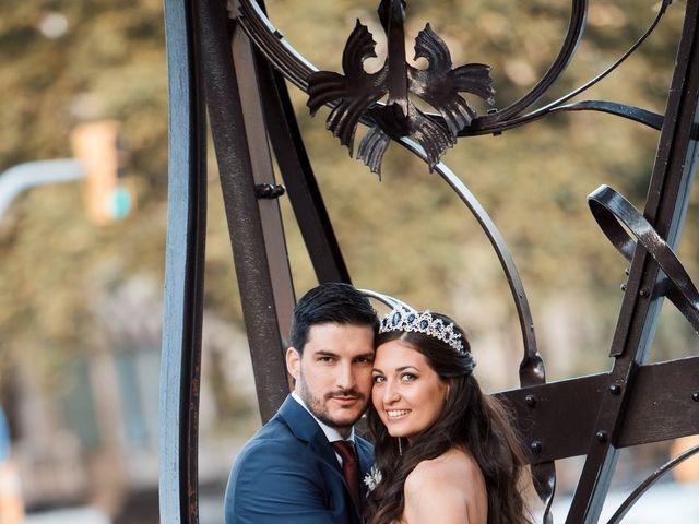 La boda de Vanessa y Daniel en Barcelona, Barcelona 61