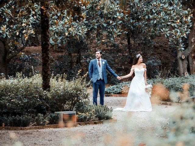 La boda de Vanessa y Daniel en Barcelona, Barcelona 76