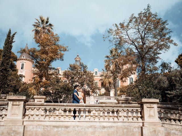 La boda de Vanessa y Daniel en Barcelona, Barcelona 83