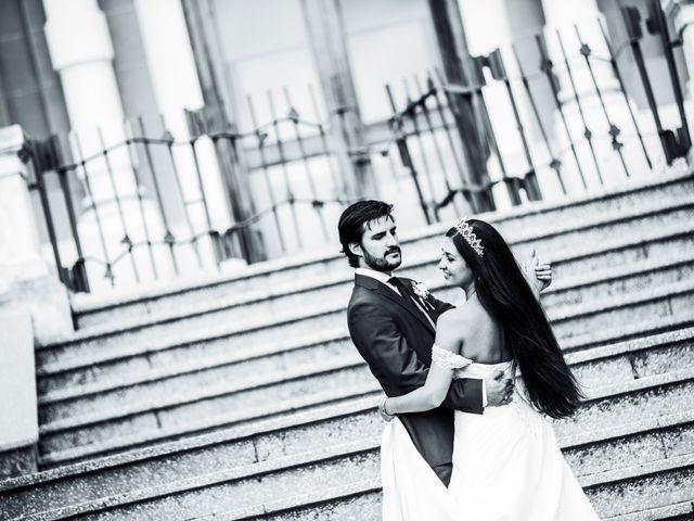 La boda de Vanessa y Daniel en Barcelona, Barcelona 91