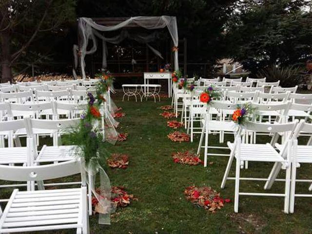La boda de Jorge y Anna M. en La Senia, Tarragona 1