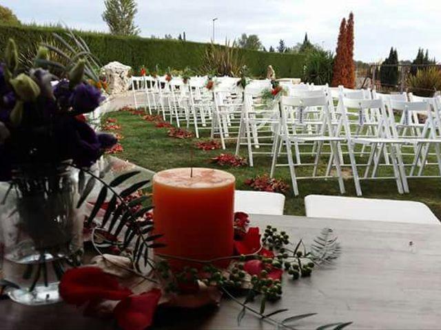 La boda de Jorge y Anna M. en La Senia, Tarragona 2