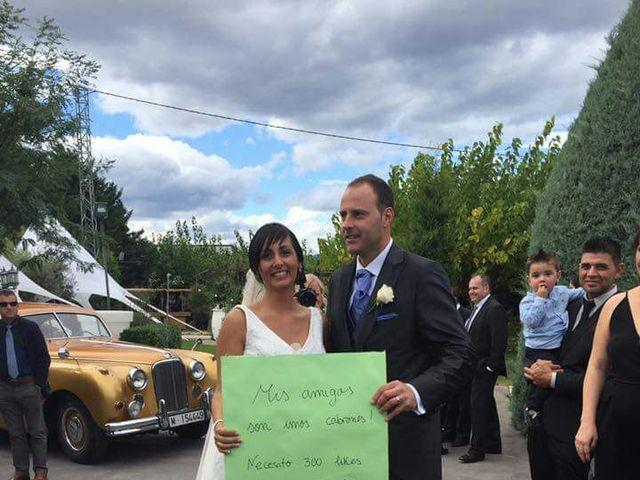 La boda de Jorge y Anna M. en La Senia, Tarragona 7