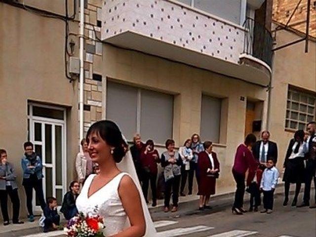 La boda de Jorge y Anna M. en La Senia, Tarragona 8