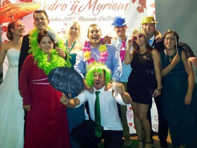 La boda de Pedro y Miriam en Málaga, Málaga 3