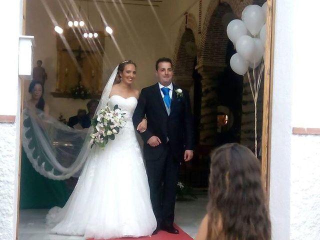 La boda de Pedro y Miriam en Málaga, Málaga 1