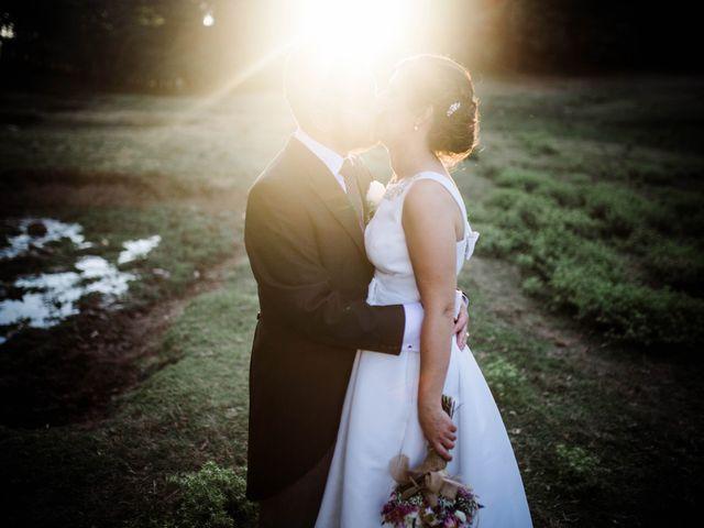 La boda de Diana y Carlos