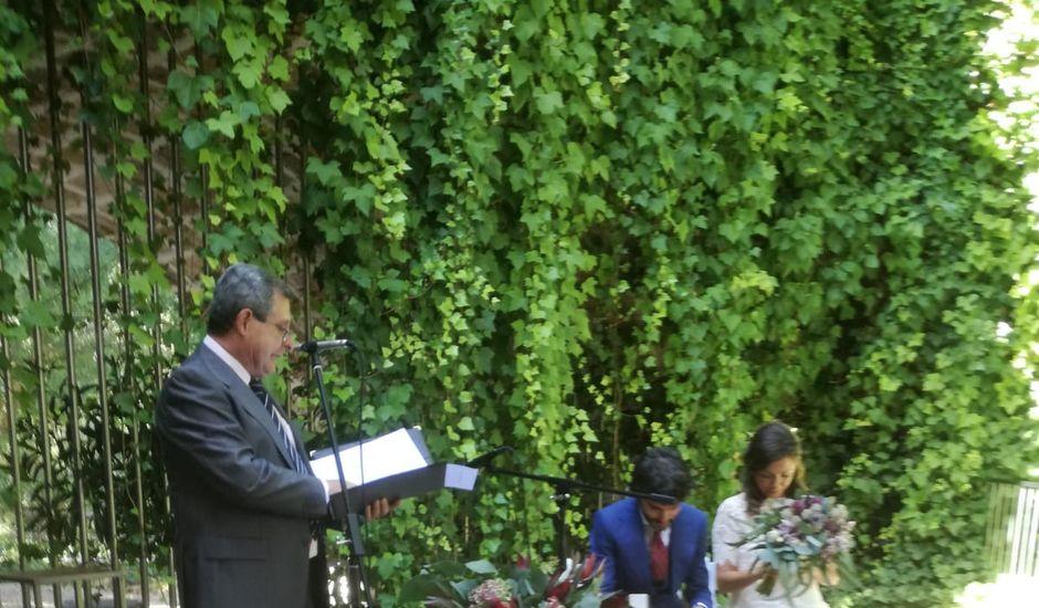 La boda de Nacho  y Paula en Quintanilla De Onesimo, Valladolid