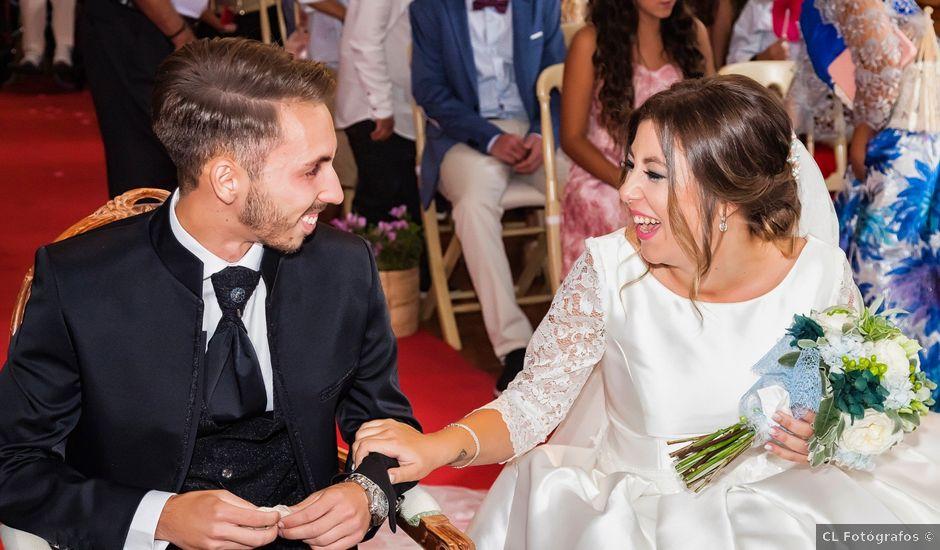 La boda de Antonio y Deborah en Illescas, Toledo