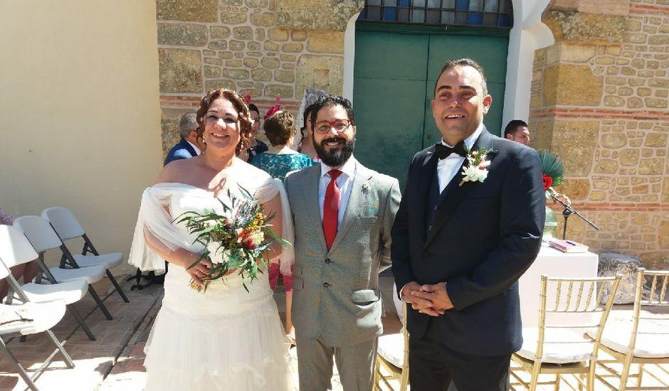 La boda de Joaquin y M José  en Mairena Del Alcor, Sevilla