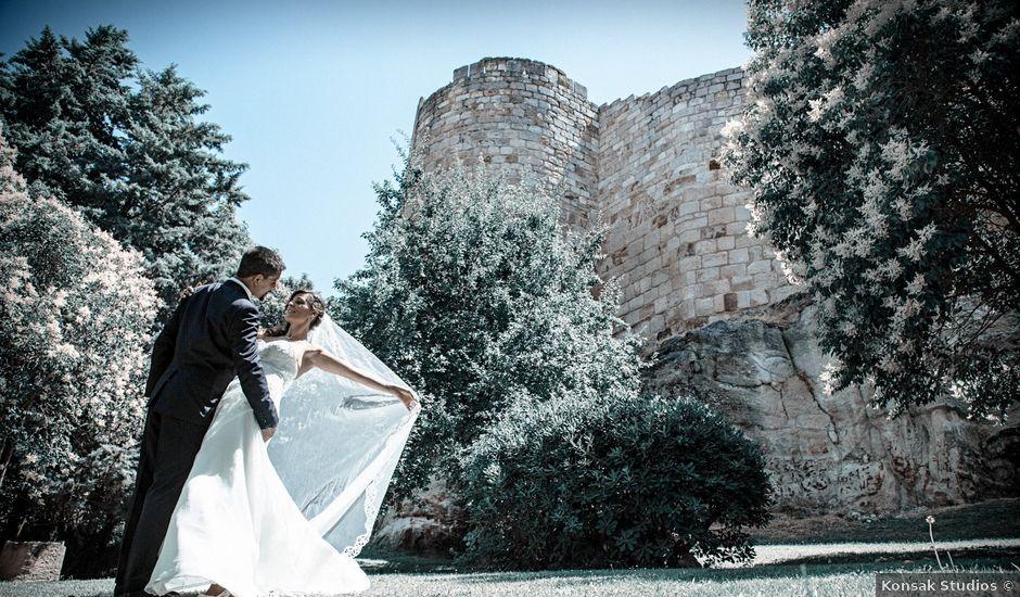 La boda de Juanjo y Sara en Zamora, Zamora