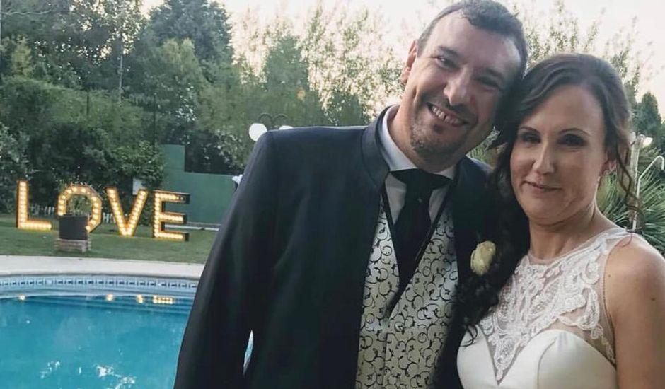 La boda de David y Eva en Getafe, Madrid