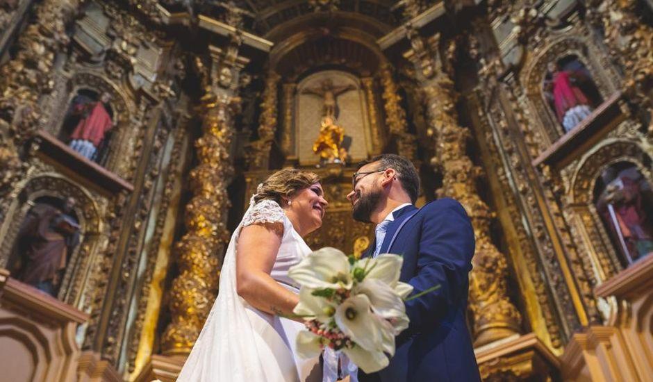 La boda de Alberto y Lucy en Villarrobledo, Albacete