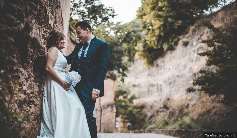 La boda de Miguel y Blanca en Granada, Granada
