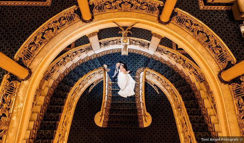 La boda de Vanessa y Daniel en Barcelona, Barcelona