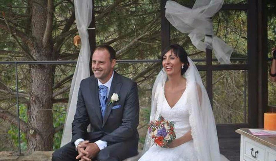 La boda de Jorge y Anna M. en La Senia, Tarragona