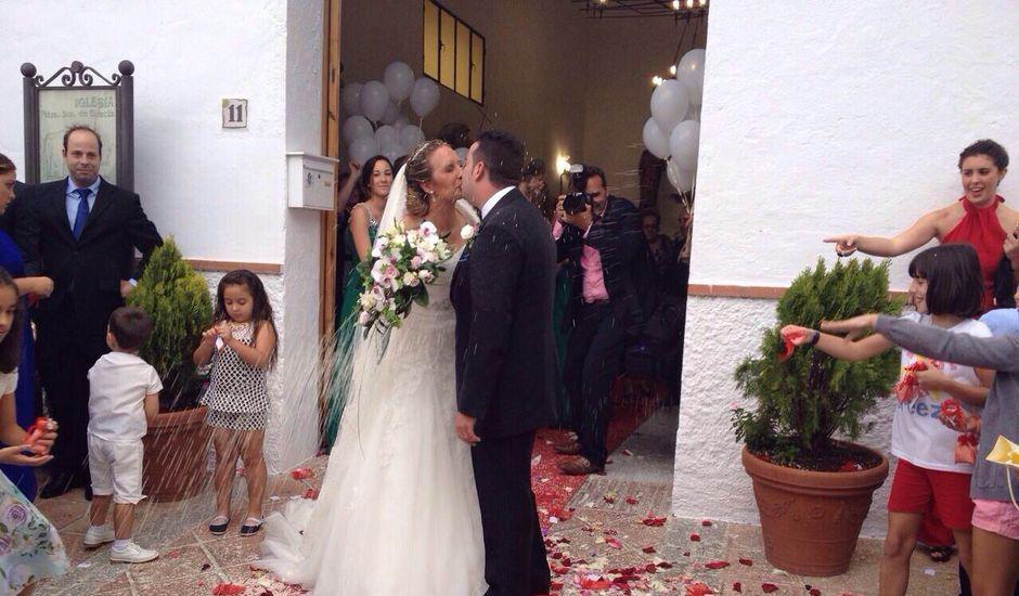 La boda de Pedro y Miriam en Málaga, Málaga