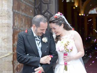 La boda de Margabel y Sinfo