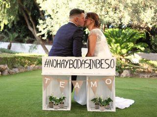 La boda de Alvaro y Chus
