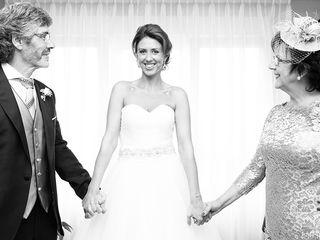 La boda de Paula y Raúl  3