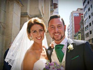 La boda de Paula y Raúl
