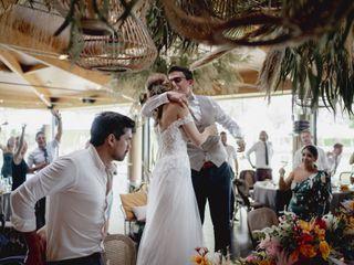 La boda de Maria Alejandra y Guillem 1