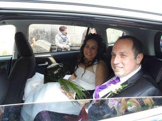 La boda de Francisco y Maria