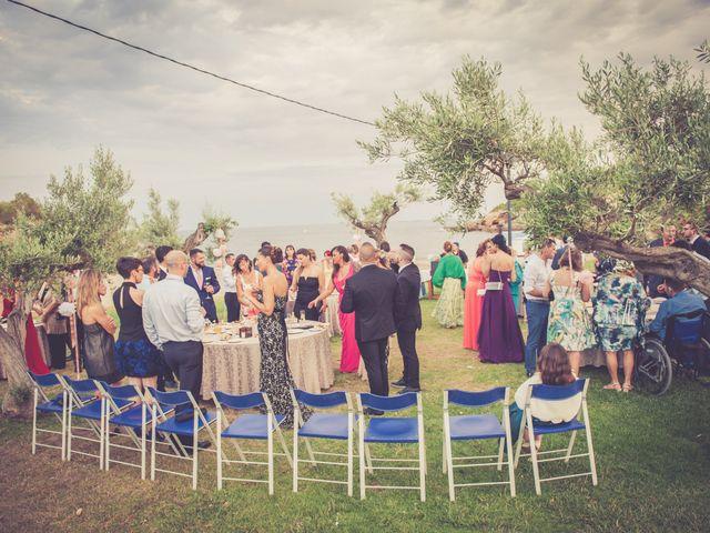 La boda de Isaac y Sonia en L' Ametlla De Mar, Tarragona 21