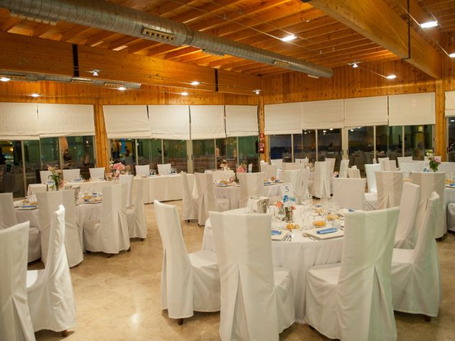 La boda de Isaac y Sonia en L' Ametlla De Mar, Tarragona 24
