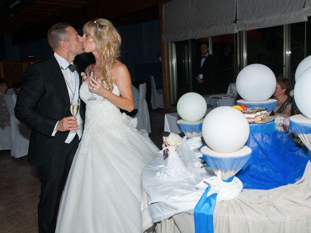 La boda de Isaac y Sonia en L' Ametlla De Mar, Tarragona 27