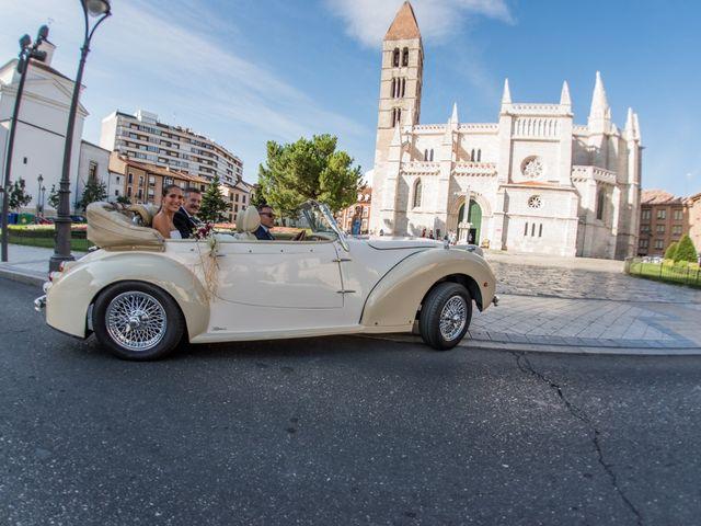 La boda de Julio y Julia en Valladolid, Valladolid 19