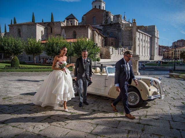 La boda de Julio y Julia en Valladolid, Valladolid 22