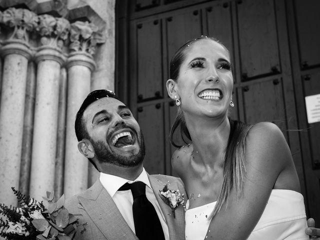 La boda de Julio y Julia en Valladolid, Valladolid 35