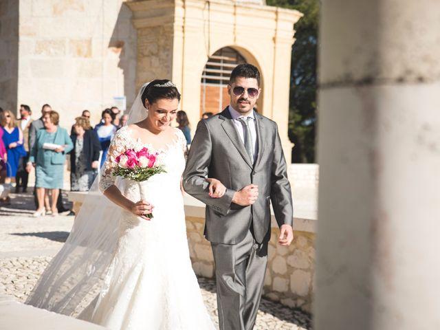 La boda de David y Rocío en Puente Genil, Córdoba 7