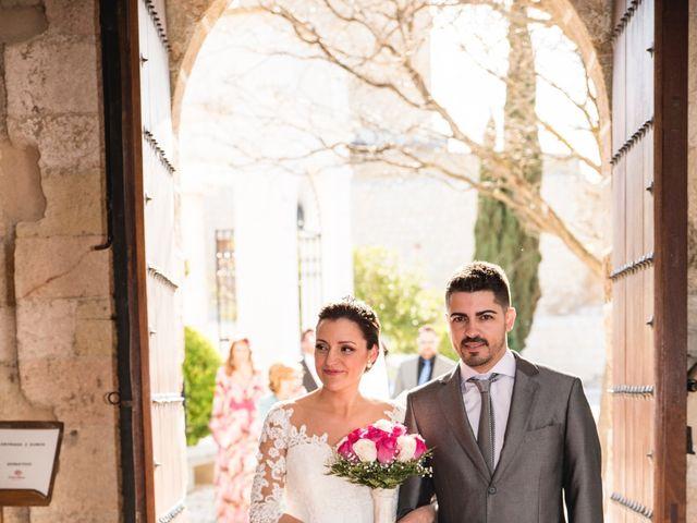 La boda de David y Rocío en Puente Genil, Córdoba 8
