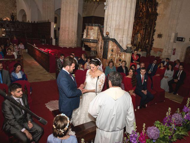 La boda de David y Rocío en Puente Genil, Córdoba 10